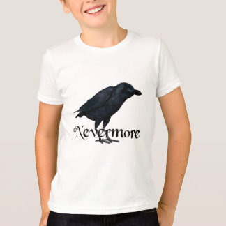3D Nevermore Raven T-shirts