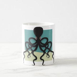 3d Octopus Mugs