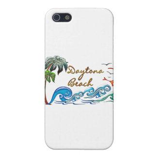 3d Palms, Waves & Sunset DAYTONA BEACH iPhone 5 Cases