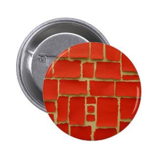 3D Pattern Standard, 2¼ Inch Round Button
