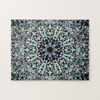 3D Pebble Beach | Relaxation Mandala Jigsaw Puzzle