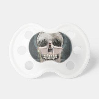3D Poetry Merchandise Pacifier