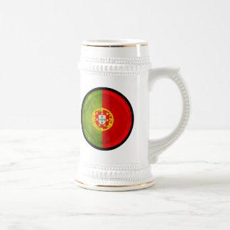 3D Portugal flag Beer Steins