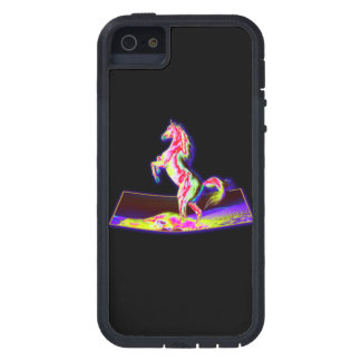 3D REARING HORSE iPhone 5 COVERS