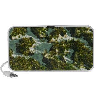 3d river speaker