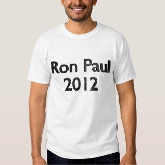3D Ron Paul 2012 Tshirts