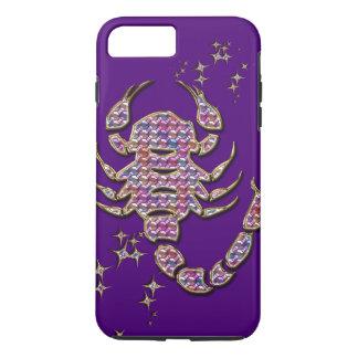 3D Scorpio - Zodiac Sign - Astrological Sign iPhone 7 Plus Case