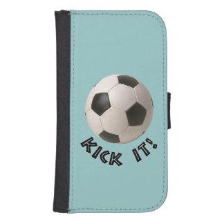 3D Soccerball Sport Kick It