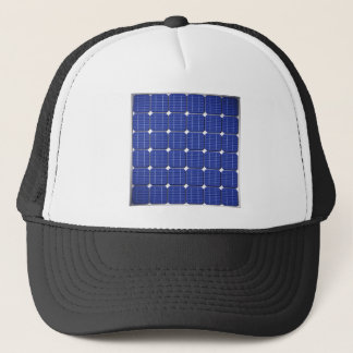 3d-solar-panel trucker hat