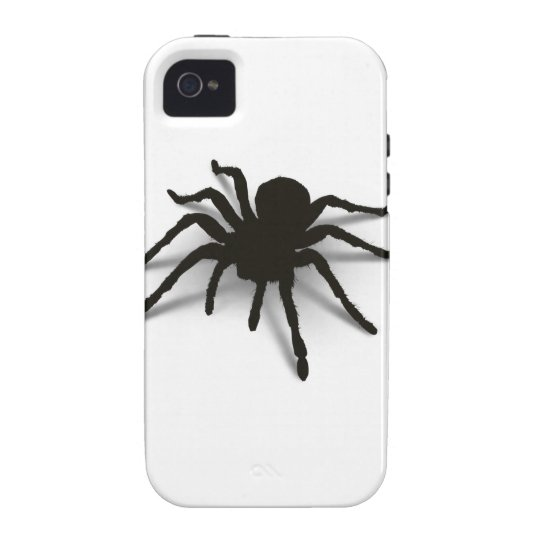 3D Spider iPhone 4/4S Cover