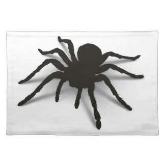 3D Spider Placemat