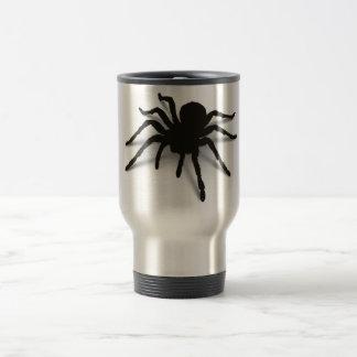 3D Spider Stainless Steel Travel Mug