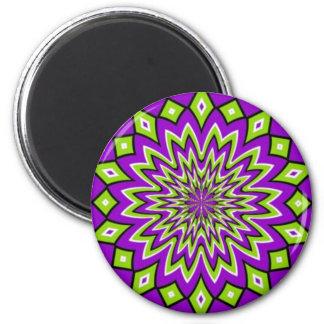 3D Starburst Magnet