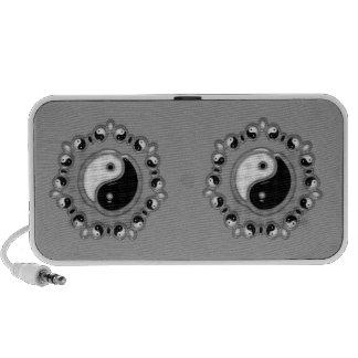 3D Yin Yang Doodle Speaker