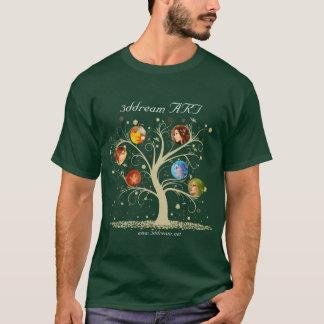 3ddream Tree T-Shirt