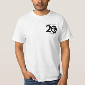 3ds Max 20th Anniversary T-Shirt