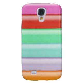 3G Gummy Bars Rainbow  Galaxy S4 Case