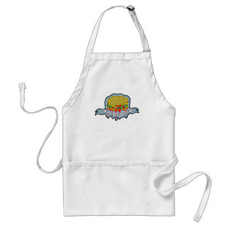 3i0 - ''Clog My Heart And Hope To Die'' - BBQApron Standard Apron
