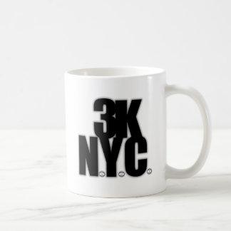 3K N.Y.C. With Baseballs Mug