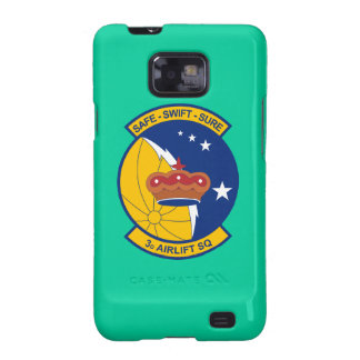 3rd Airlift Squadron Samsung Galaxy S2 Case