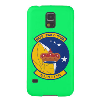 3rd Airlift Squadron Galaxy Nexus Cover