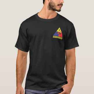 3rd Armored Division (Armor) T-shirts