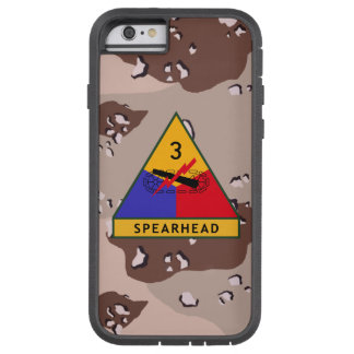 3rd Armored Division Spearhead Desert Camo iPhone 6 Case