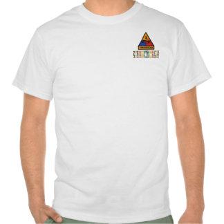 3rd Armored Division SWA Combat Veteran Shirt