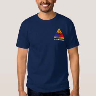 3rd Armored Division T-shirts