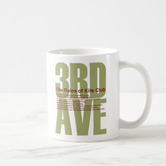 3rd Ave Kite Club Mug