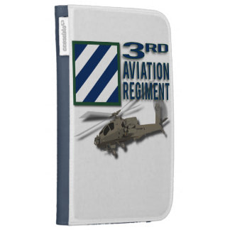 3rd Aviation Regiment Apache Cases For Kindle