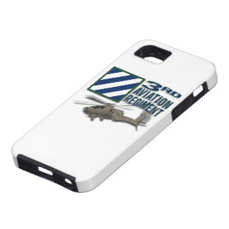 3rd Aviation Regiment Apache iPhone 5 Cover