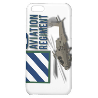 3rd Aviation Regiment Apache Cover For iPhone 5C