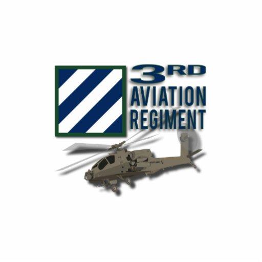 3rd Aviation Regiment Apache Photo Cut Outs
