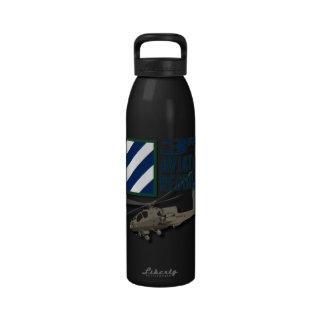 3rd Aviation Regiment Apache Drinking Bottle