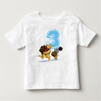 3rd Birthday Bears T Shirts