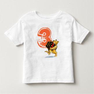 3rd Birthday Big Bear Tshirts