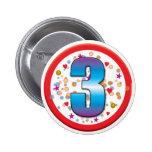 3rd Birthday v2 Badge