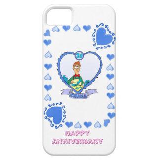 3rd China wedding anniversary, iPhone 5 Cases