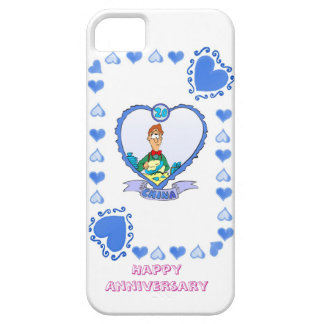 3rd China wedding anniversary iPhone 5 Covers