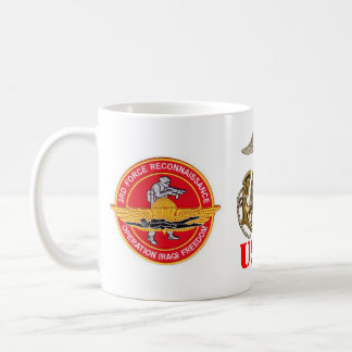 3rd FORCE RECON IRAQ Coffee Mug