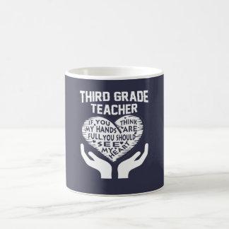 3rd Grade Teacher Coffee Mug