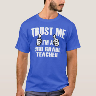 3rd Grade Teacher - Tshirt