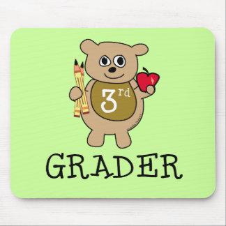3rd Grader School Mousepad