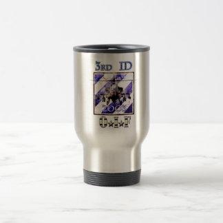 3rd ID Apache 2003 OIF Stainless Steel Travel Mug