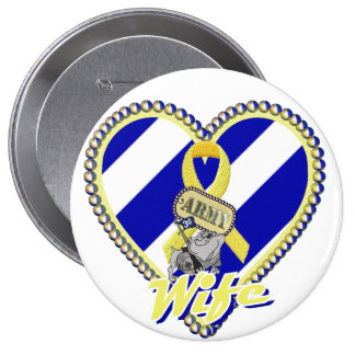 3rd id army wife buttons