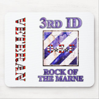 3rd Infantry Division OEF Veteran Mouse Pad