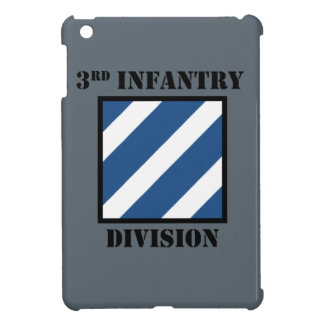3rd Infantry Division W/Text Case For The iPad Mini
