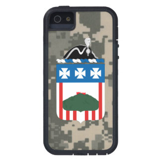 """3rd Infantry Regiment """"The Old Guard"""" Tough Xtreme iPhone 5 Case"""