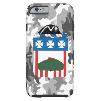 """3rd Infantry Regiment """"The Old Guard"""" Urban Camo Tough iPhone 6 Case"""